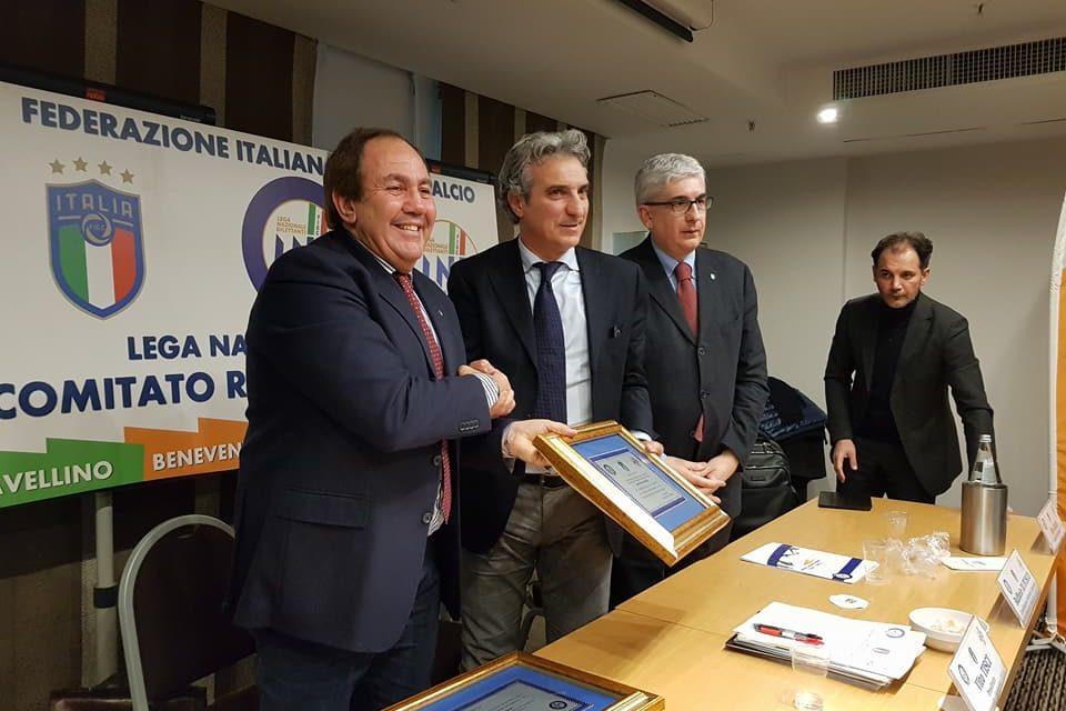 Figc Settore Giovanile e Scolastico, Di Fusco non è più il coordinatore in Campania: nominato Madonna