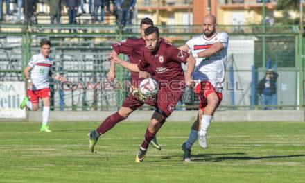 Serie D: Giacobbe stende il Pomigliano e rilancia l'Aversa in classifica