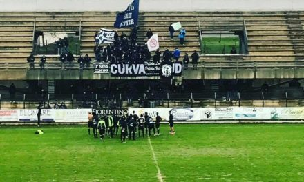 Taranto-Cavese: trasferta vietata ai tifosi aquilotti