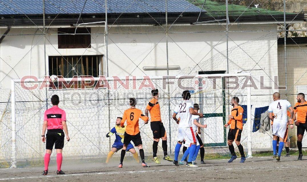 FOTO | Promozione Gir. A, Rus Vico-Albanova 0-2: sfoglia la gallery di Caliendo
