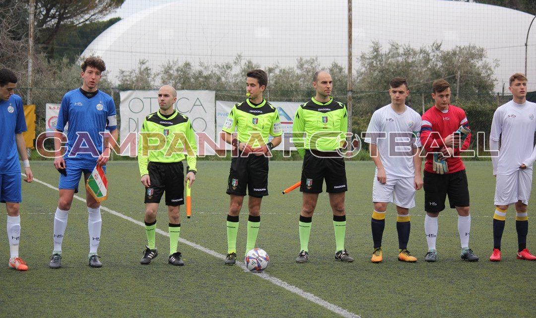 Juniores Regionale Fase Finale: decisioni Giudice Sportivo 2° Turno