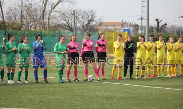 FOTO | Torneo delle Regioni, Femminile: Umbria-Campania 0-5