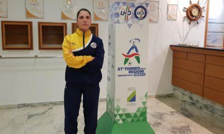 """TDR 2018   Femminile, capitan Orlando: """"In campo per tenere in alto il nome della Campania"""""""