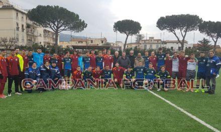 CAMPANIA CLUB | Rappresentativa Juniores: mercoledì amichevole contro il Nola