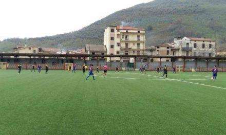 Prima Categoria, il Giffoni Sei Casali non fa sconti: 4-1 alla Valle Metelliana