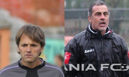 """Massimo Agovino: """"Non posso allenare l'Aversa, forse è Mauro Agovino"""""""