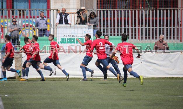 FOTO   Allievi Regionali: Monteruscello-Micri 1-4