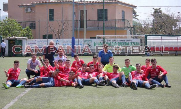 Allievi Regionali, Exploit della Micri a Monteruscello: i ragazzi di Santaniello vincono 4-1 e volano in semifinale