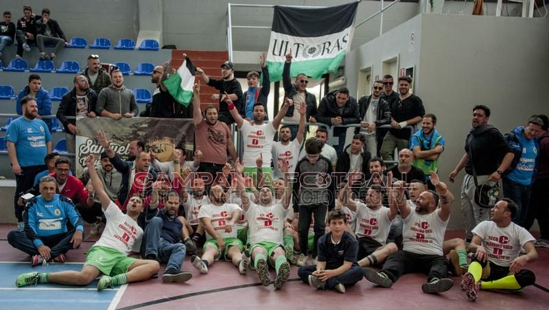 FOTO | Calcio A5: Virtus Libera Forio promossa in Serie D
