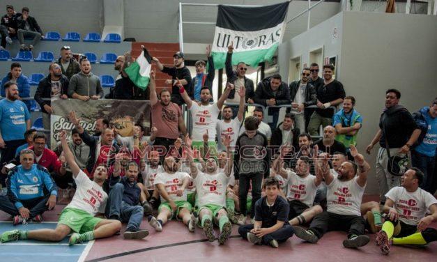 Calcio a 5 : La Virtus Libera Forio approda in serie C2