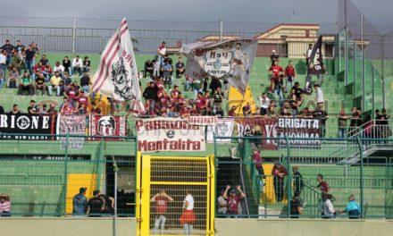 Serie D, Nocerina-Acireale: gara vietata ai tifosi ospiti