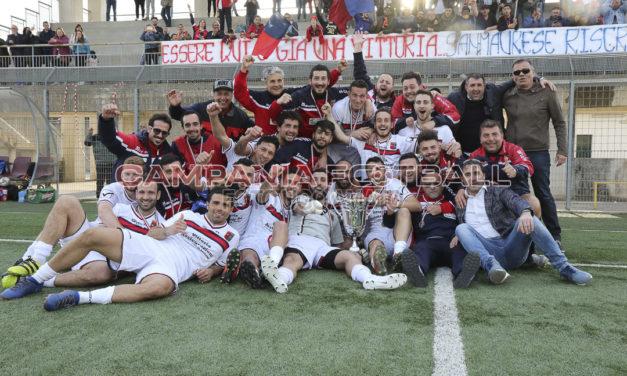 FOTO | Finale Coppa Campania, Paolisi 2000-Sanmaurese 0-1: sfoglia la gallery di Ugo Amato