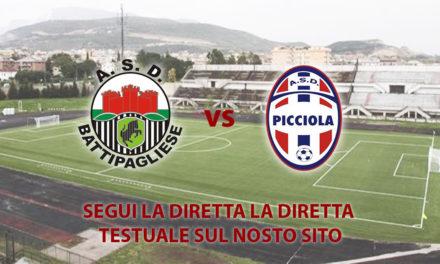 LIVE | Eccellenza Girone B, Play Out: Battipagliese-Picciola