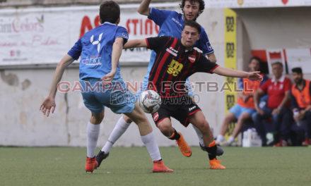 Il Sorrento torna in Serie D. La formazione di Guarracino si aggiudica lo spareggio contro l'Agropoli