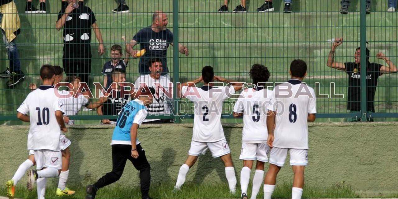 Ercolanese: basta un gol di Todisco, Palazzolo KO