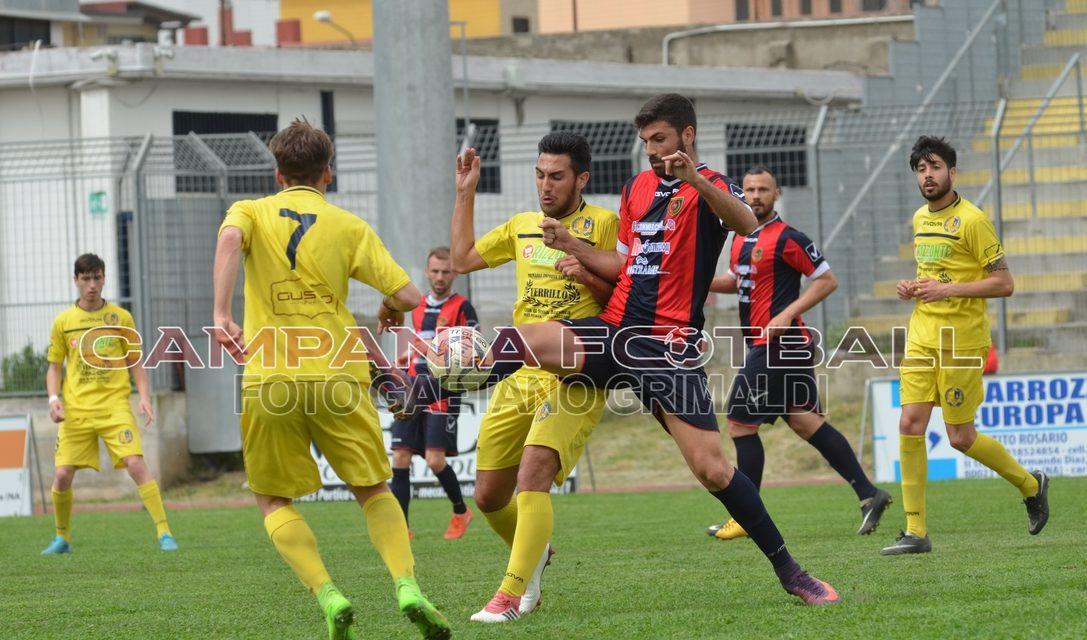 FOTO | Eccellenza Girone A, Afragolese-Sessana 3-1: sfoglia la gallery