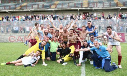 FOTO | Eccellenza Girone A, Semifinale Play Off: Puteolana-Casoria 3-2 d.t.s.