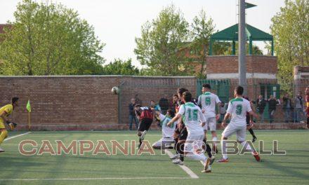 FOTO | L'episodio tanto discusso: il gol annullato a Limatola per off side