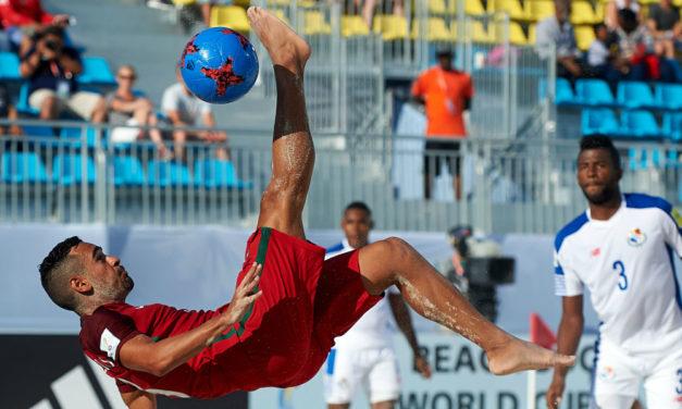 Napoli Beach Soccer da fantascienza: preso Leo Martins!!!!