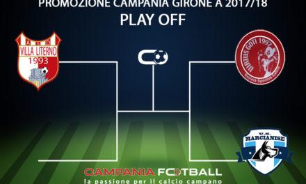 Promozione Girone A 2017/18 | Tutti i verdetti: promozioni, retrocessioni, play off e play out