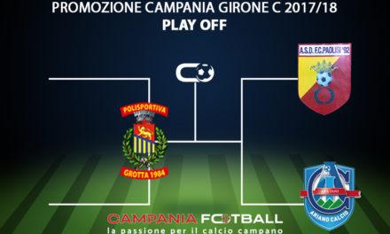 Promozione Girone C 2017/18   Tutti i verdetti: promozioni, retrocessioni, play off e play out