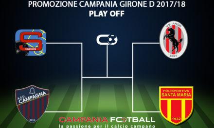 Promozione Girone D 2017/18 | Tutti i verdetti: promozioni, retrocessioni, play off e play out