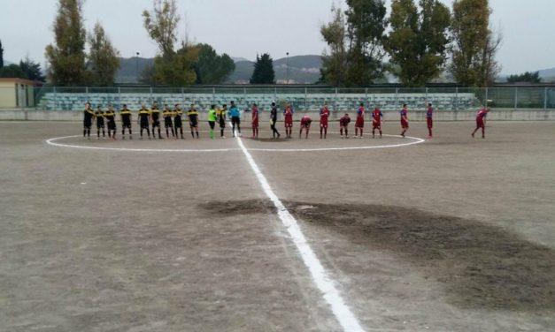 Prima Categoria, 2 a 2 nel big-match tra Sporting Pontecagnano e Sei Casali: capolista quasi in Promozione