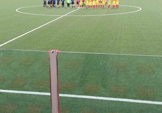 Prima Categoria, derby pirotecnico tra Sei Casali e Giffonese: a Prepezzano finisce 3-3