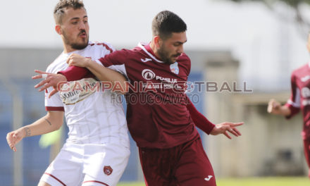 Urlo Pomigliano a Sarno: il derby campano va alla compagine napoletana