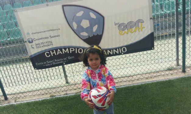 Calcio a 5 | A Giugno appuntamento con la Champions Sannio Junior presso Villa Fiorita