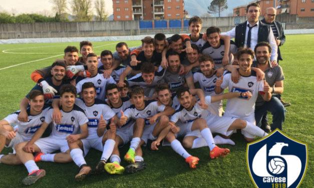 Juniores Nazionale, al via gli ottavi di finale: la Cavese ospita il Pineto