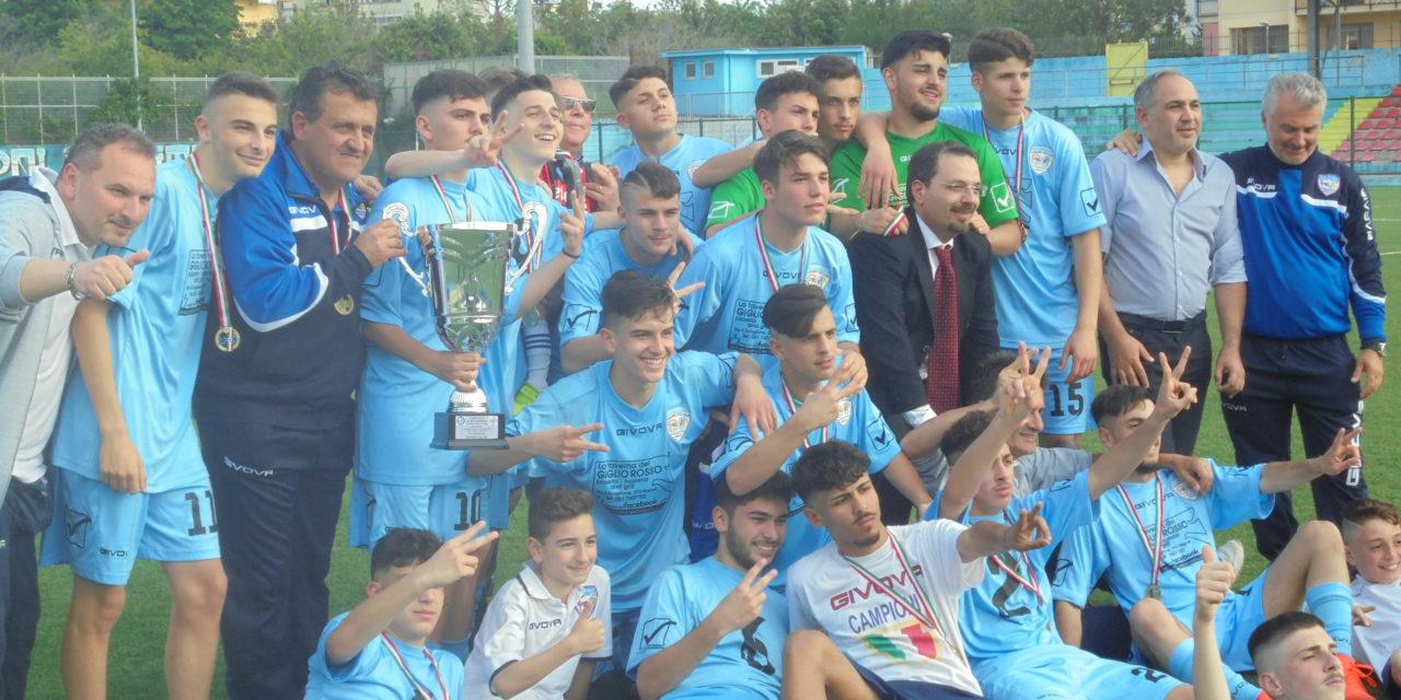 "Allievi Regionali: La Dinamo Keller trionfa al ""Vallefuoco"""