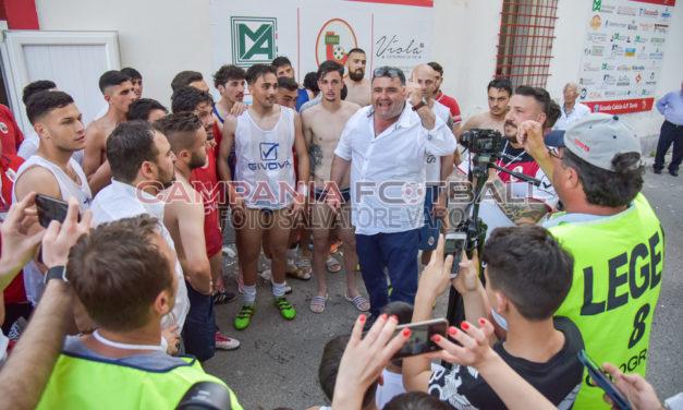 Foto| Spareggio Play Out| Turris – Aversa (2-0)