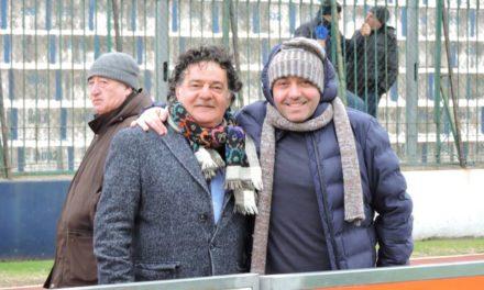 """Cavese, patron Santoriello fissa l'obiettivo: """"Tre vittorie per sognare la Serie C!""""."""
