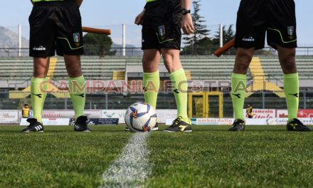 Questione arbitrale: alert anche in Campania e la questione del cambio di designatore in Promozione