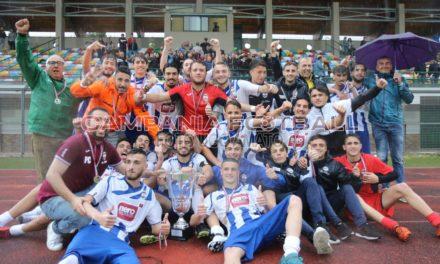 """Juniores, San Giorgio campione regionale: battuto di misura il Sorrento allo """"Squitieri"""""""