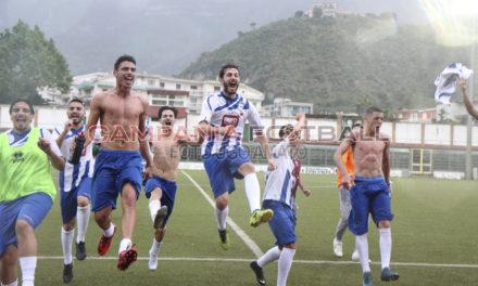 Peluzzi un eurogol da tre punti: il San Giorgio supera il Parabita