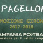 IL PAGELLONE: Promozione Girone C
