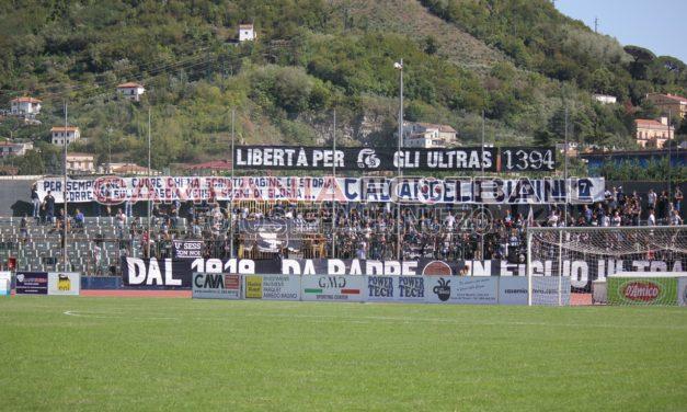 Serie C, Cavese-Juve Stabia sarà spettacolo: presenti entrambe le tifoserie