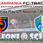 LIVE | Semifinale di ritorno Play Off Nazionali Eccellenza: Afragolese – Città di Sant'Agata