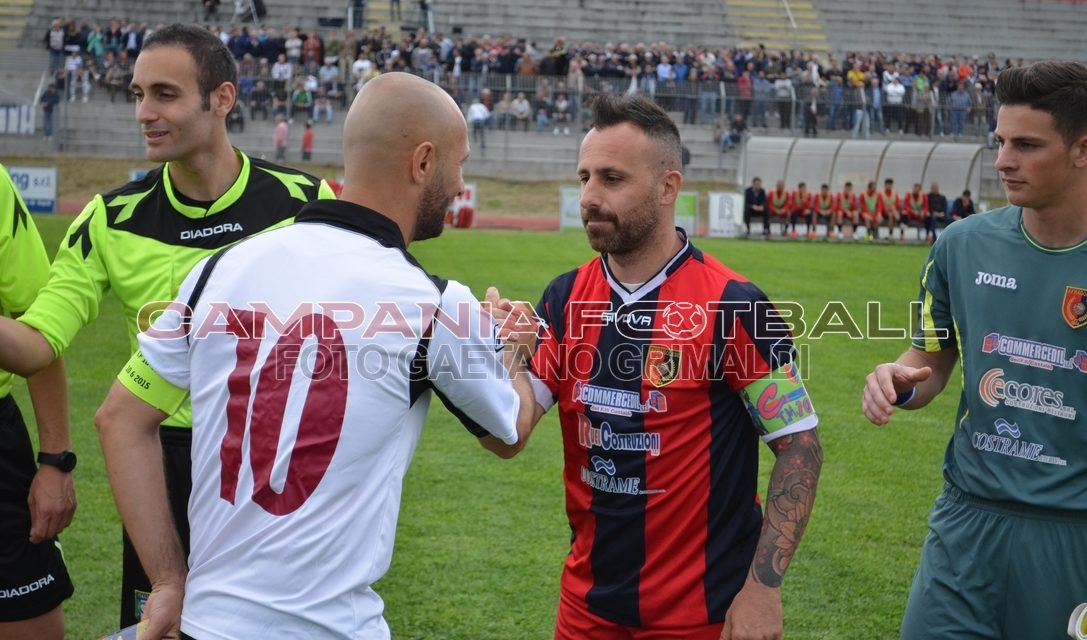 FOTO | Eccellenza Girone A, Play Off Afragolese-Puteolana 3-3 d.t.s.: sfoglia la gallery