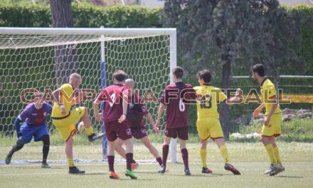 FOTO  Under 17, Semifinale Ercolanese-Sorrento: sfoglia la gallery
