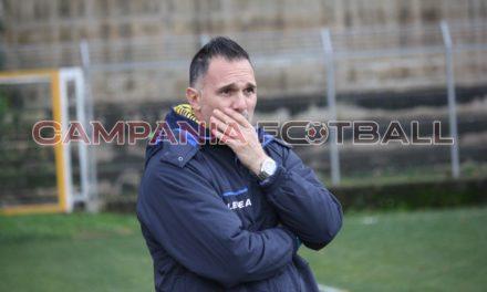 """Cervinara, Messina: """"Speriamo sia un campionato vincente"""""""