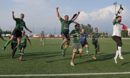 Promozione| Vitulazio: fatta per il centrocampista Alfonso Camorani