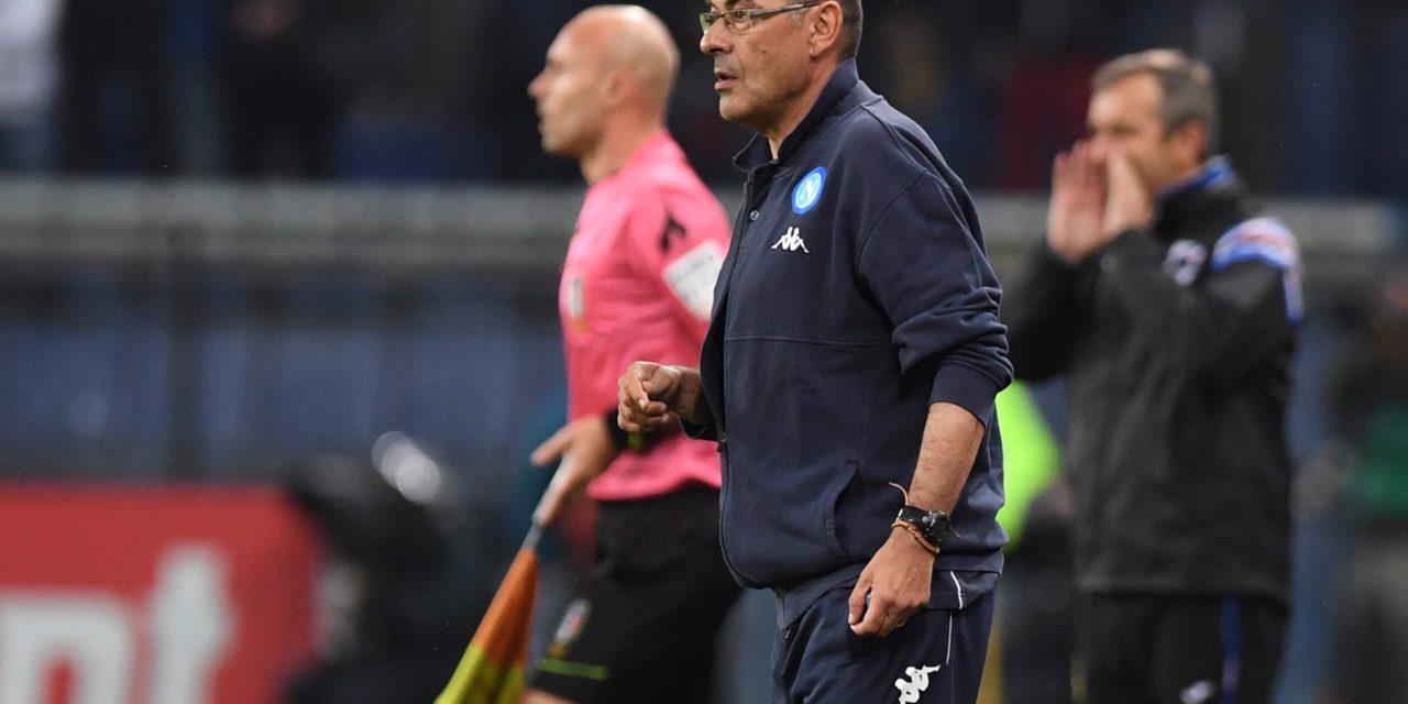 Sarri alla Juventus. La scalata dell'ex comandante vista dalla Serie D