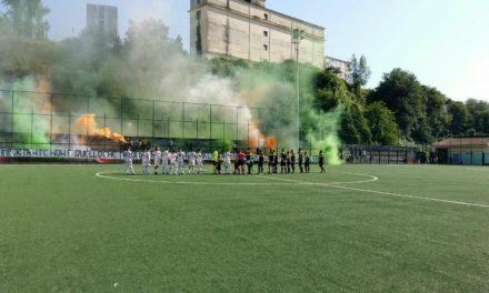 Il Giffoni Sei Casali chiude con una sconfitta la regular season: a Fratte vince lo Sporting Audax per 2-1