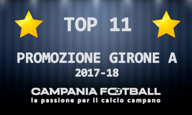 Promozione Girone A: la Top 11 stagionale di Campania Football