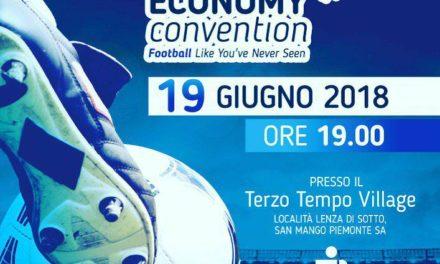 Stasera al Terzo Tempo Village si terrà la prima C&N Sport Economy Convention