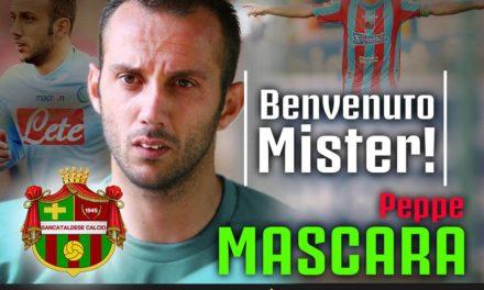 Serie D, Sancataldese: Peppe Mascara è il nuovo allenatore