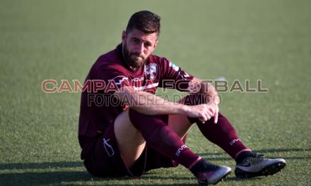 UFFICIALE | Serie D: Conte torna a vestire la maglia del Picerno